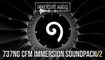 737NG CFM Immersion Soundpack V2 Official Promo