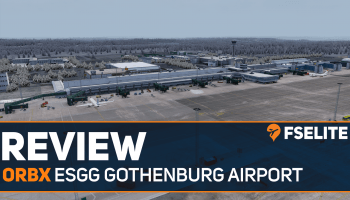ESGG Gothenburg Airport Cover