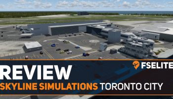 Skyline Simulations Billy Bishop Toronto City Airport The FSElite Review