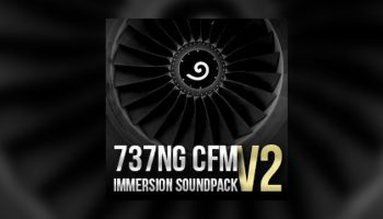 Immersive Audio 737ng Cfm V2