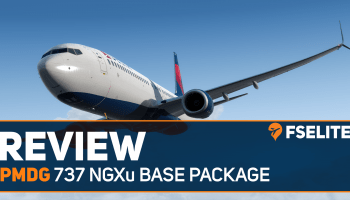 REVIEW Pmdg 737 Ngxu Base Pack