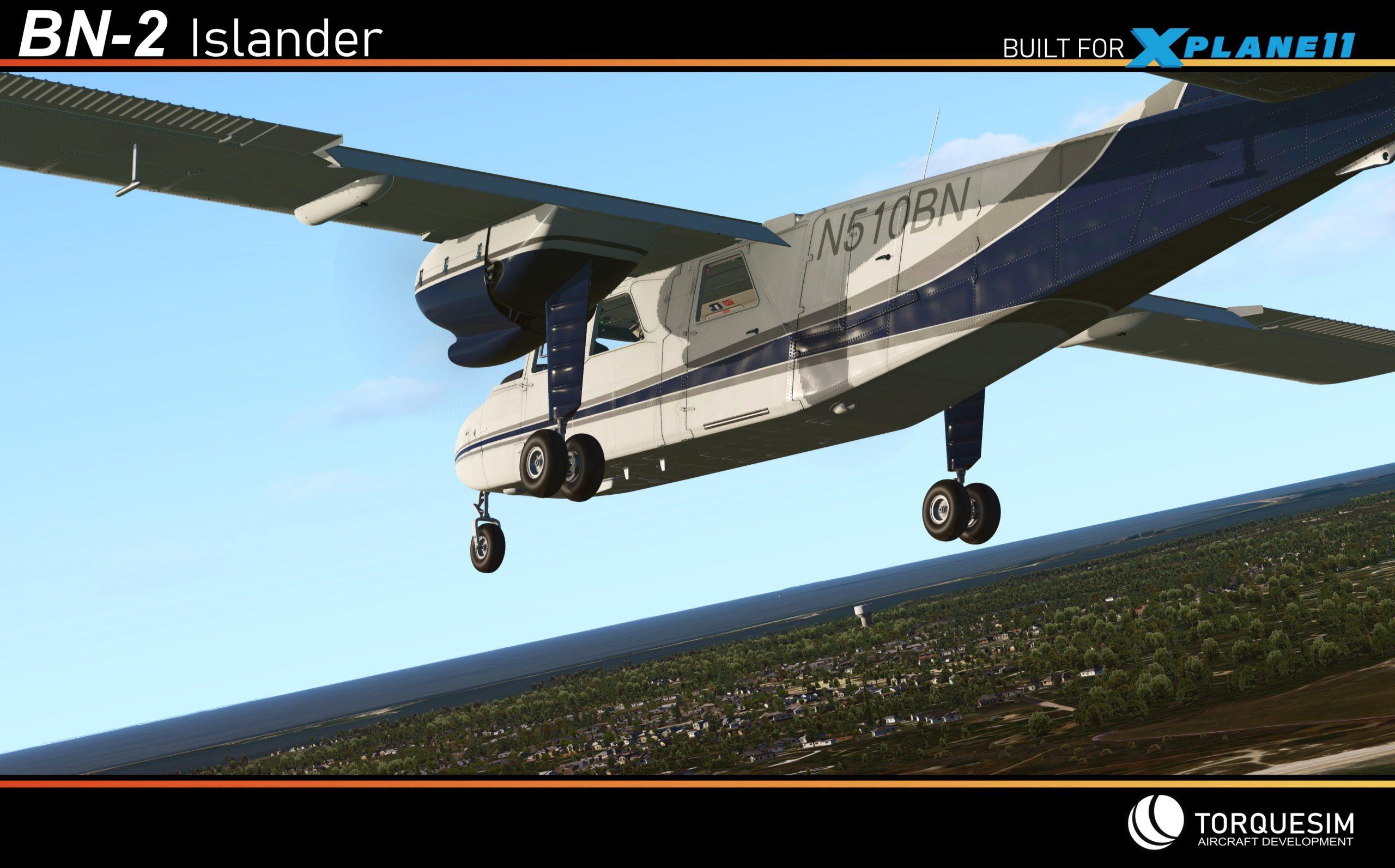 TS-ISL-13Mar-10-scaled Torquesim BN-2 Islander Update 1.1.0 Released